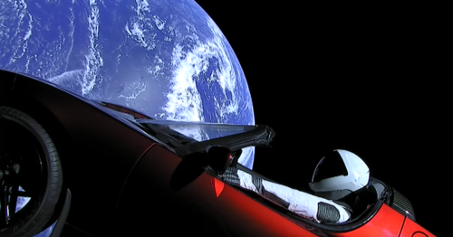 Boeing CEO Says He's Considering Launching a Rocket to Bring Back Rival Elon Musk's Tesla