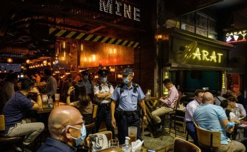 Hong Kong Is Testing Out a Vaccine Passport for Bars. Will It Boost Lackluster Vaccination Rates?