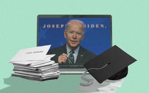 Here Are President Biden's Plans for Student Debt