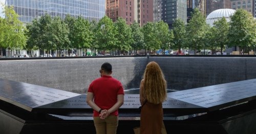 Meet the Man Who Cleans the 9/11 Memorial Reflecting Pools