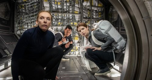 Netflix's Pensive Stowaway Tangles with Issues of Morality, and Selfhood, in Space