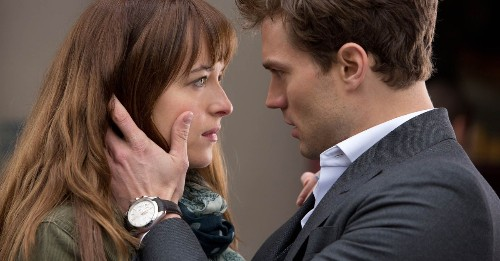 Up Close With Fifty Shades of Grey cover image
