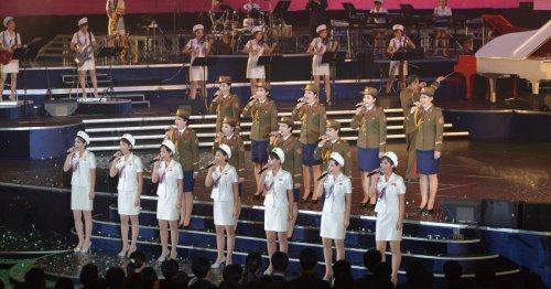 North Korea's Kim Jong Un Will Send His Personal Girl Band to China
