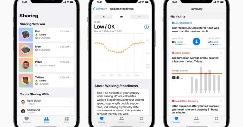 Why Apple's Health App Could Be the Sleeper Hit of iOS 15