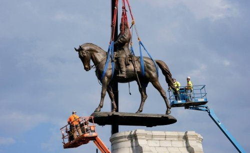 Richmond's Robert E. Lee Statue Is Gone. Now It's Up to the City to Shape What That Means