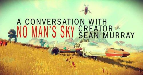 No Man's Sky Lets You Explore a Universe-Sized Universe