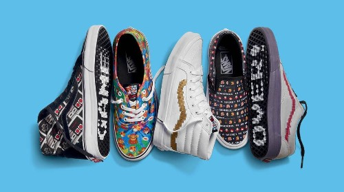 These Nintendo Vans Are the Perfect Shoes for Stomping Goombas