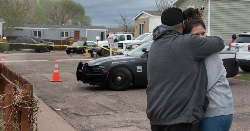 Gunman Kills 6 People in Colorado Springs After Opening Fire at Birthday Party