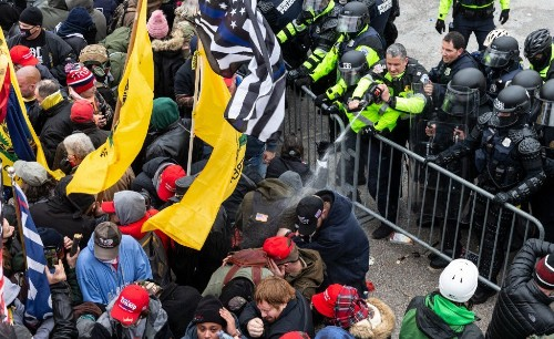The U.S. Capitol Riot Was Years in the Making. Here's Why America Is So Divided