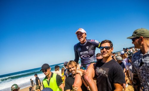Australia Is Nearly COVID-19 Free. Toyko-Bound Olympic Surfers Are Reaping the Benefits