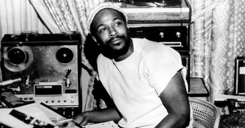 A New Posthumous Album Reveals Marvin Gaye at a Crossroads