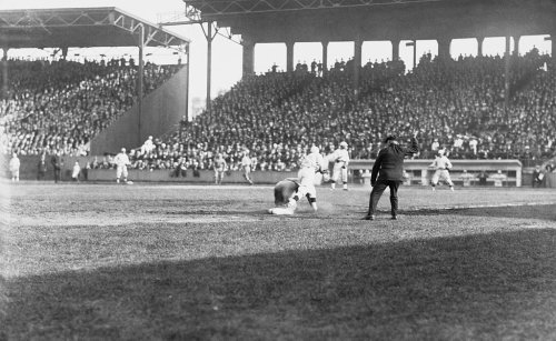This Year's World Series Isn't the First Played During a Pandemic. Here's What Happened to Baseball in 1918