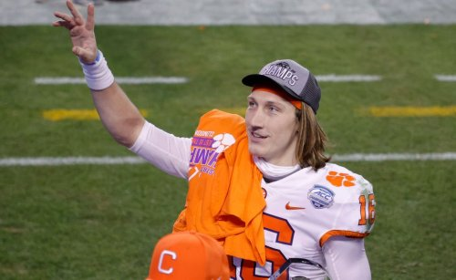 'Judge Me By My Actions.' Trevor Lawrence Discusses the 2021 NFL Draft and Questions About His Work Ethic
