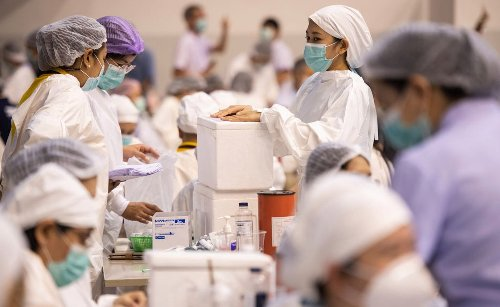 Asia's Economies Are Set to Rebound From COVID-19 Faster Than the U.S. or Europe – If They Can Step Up Vaccine Rollouts