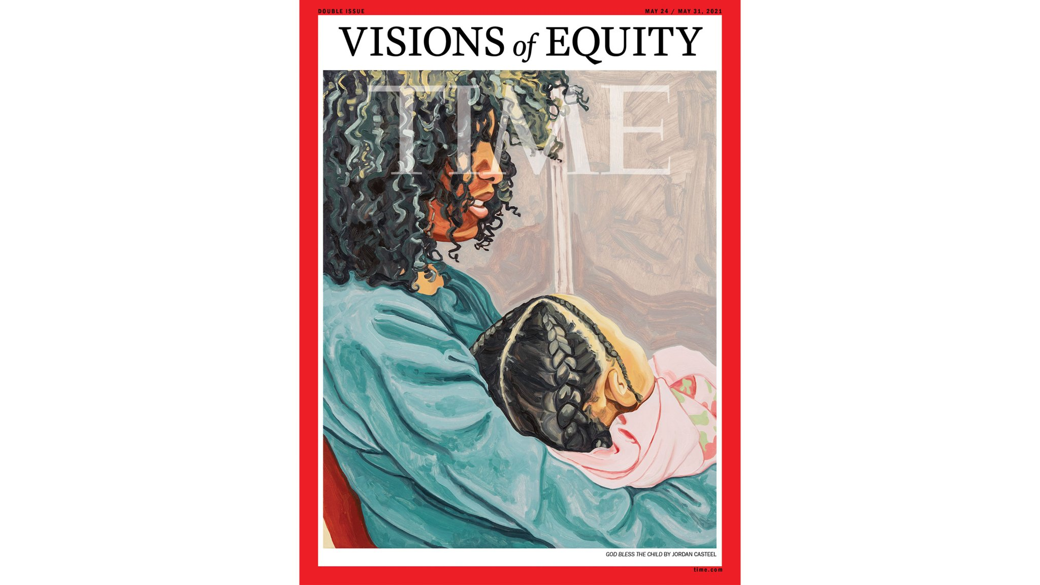 Visions of Equity - cover