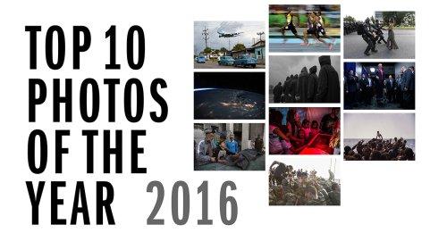 The Top 10 Photos of 2016