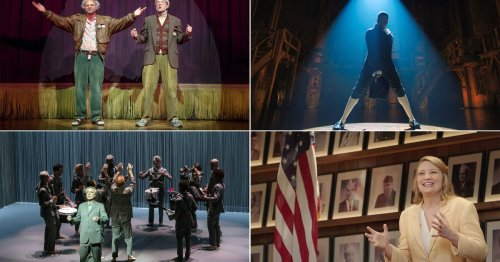 The Best Broadway Shows You Can Stream at Home Right Now