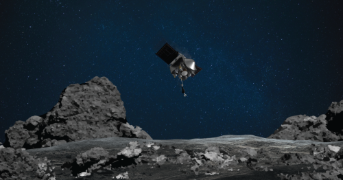 NASA's OSIRIS-REx Probe Punched an Asteroid in the Name of Science. Here's What the Mission Could Teach Us