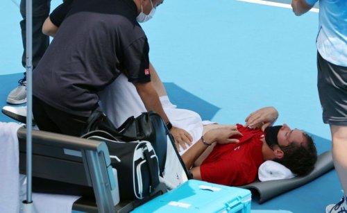 'I Can Die.' Medvedev Survives Extreme Heat at Tokyo Games