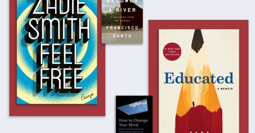 The Best Nonfiction Books of 2018 So Far