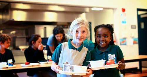 The Billion-Dollar Hope for School Lunches