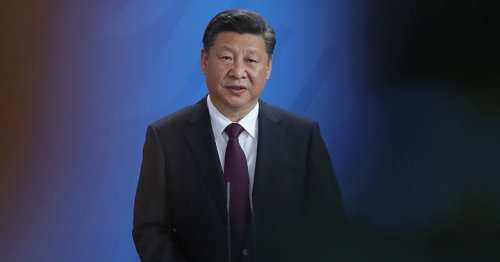 TIME Person of the Year Runner Up: Xi Jinping