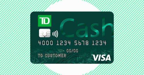 TD Cash Credit Card Review