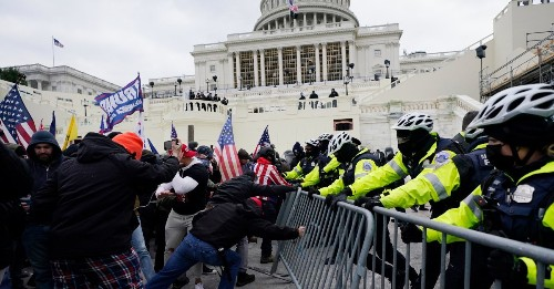 Department of Homeland Security Warns of Politically Motivated Violence