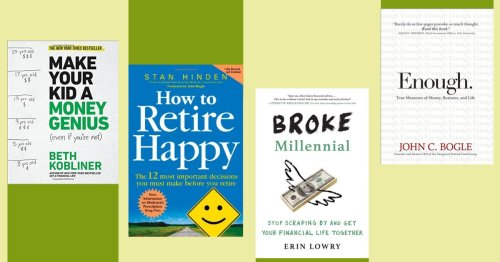 10 Books That Will Help You Solve Your Financial Problems