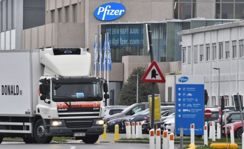 Pfizer Scaled Back 2020 COVID-19 Vaccine Production Targets From 100 Million to 50 Million Doses
