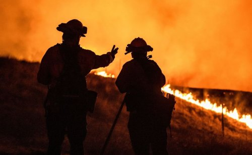 As Wildfires Burn, Are U.S. Cities Spending Too Much on Their Fire Departments?