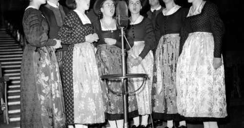 Behind The Sound of Music: Why the Real Maria Went to the von Trapps'