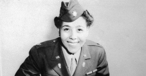 This Pioneering Officer Led an All-Black Women's Army Corps Battalion in a Daunting World War II Mission: Saving Soldiers' Mail