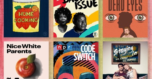 The 10 Best Podcasts of 2020