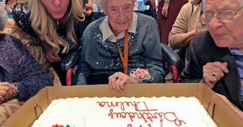 At 114, the Oldest Living American Just Wants to Eat With Her Friend After a Year of Pandemic Restrictions