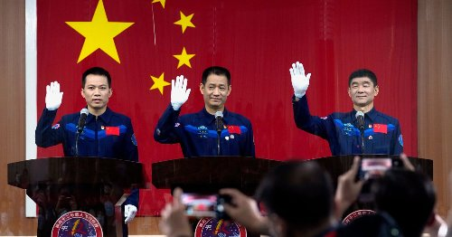 China's New Space Station Is Set to Welcome Its First Crew