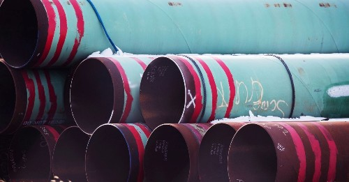 Construction of the Keystone XL Oil Pipeline Is Halted as Biden Decides to Revoke Its Permit