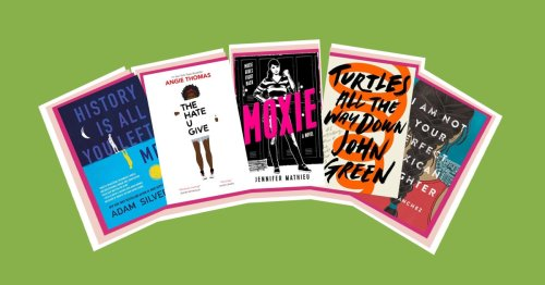 The Top 10 Young Adult and Children's Books of 2017