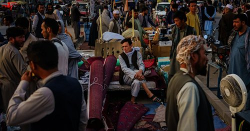 Biden Administration Grapples With How to Send Aid to Afghanistan Without Supporting the Taliban
