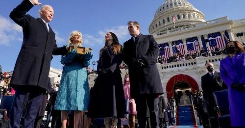 Photographs From the Inauguration Of Joe Biden and Kamala Harris