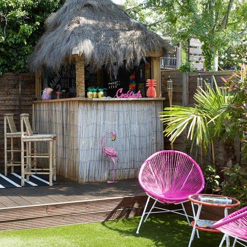 Garden bar ideas – create your own inspirational DIY outdoor bar to entertain from home