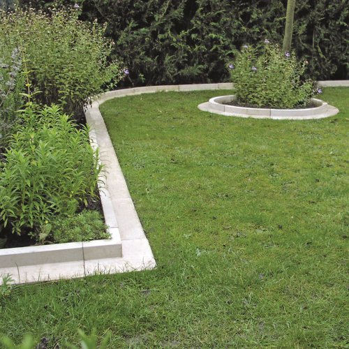 Garden edging ideas – lovely lawn edging to smart stone borders to give gardens a perfect finish