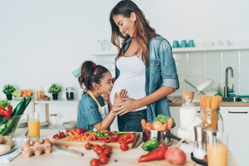 What to eat when pregnant: Diet for a healthy pregnancy