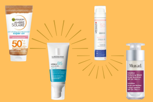 Best sunscreen for your face 2021 - tried and tested formulas you'll love