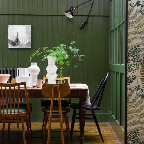 Easy ways to make your dining room look more expensive – from new lighting to inexpensive architecture