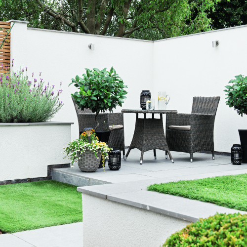 15 lawn ideas – the best grass layouts and inspiration for putting down turf in your garden