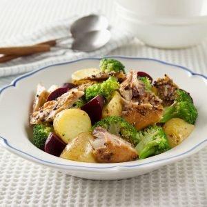 Warm Potato Salad With Smoked Mackerel | Dinner Recipes | GoodtoKnow