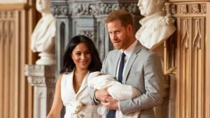 Prince Harry 'made his intentions clear' - he and Meghan Markle want Lilibet christened in front of the Queen