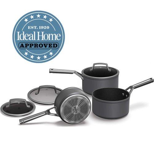 Best saucepan set 2021 – top stainless steel and non-stick saucepans