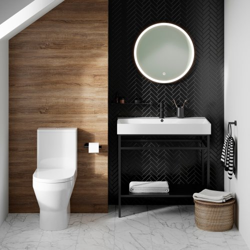 Small bathroom ideas to maximise compact spaces, cloakrooms and shower rooms
